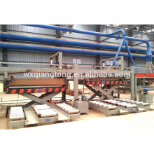 MDF / HDF / Partical board heavy sanding machine