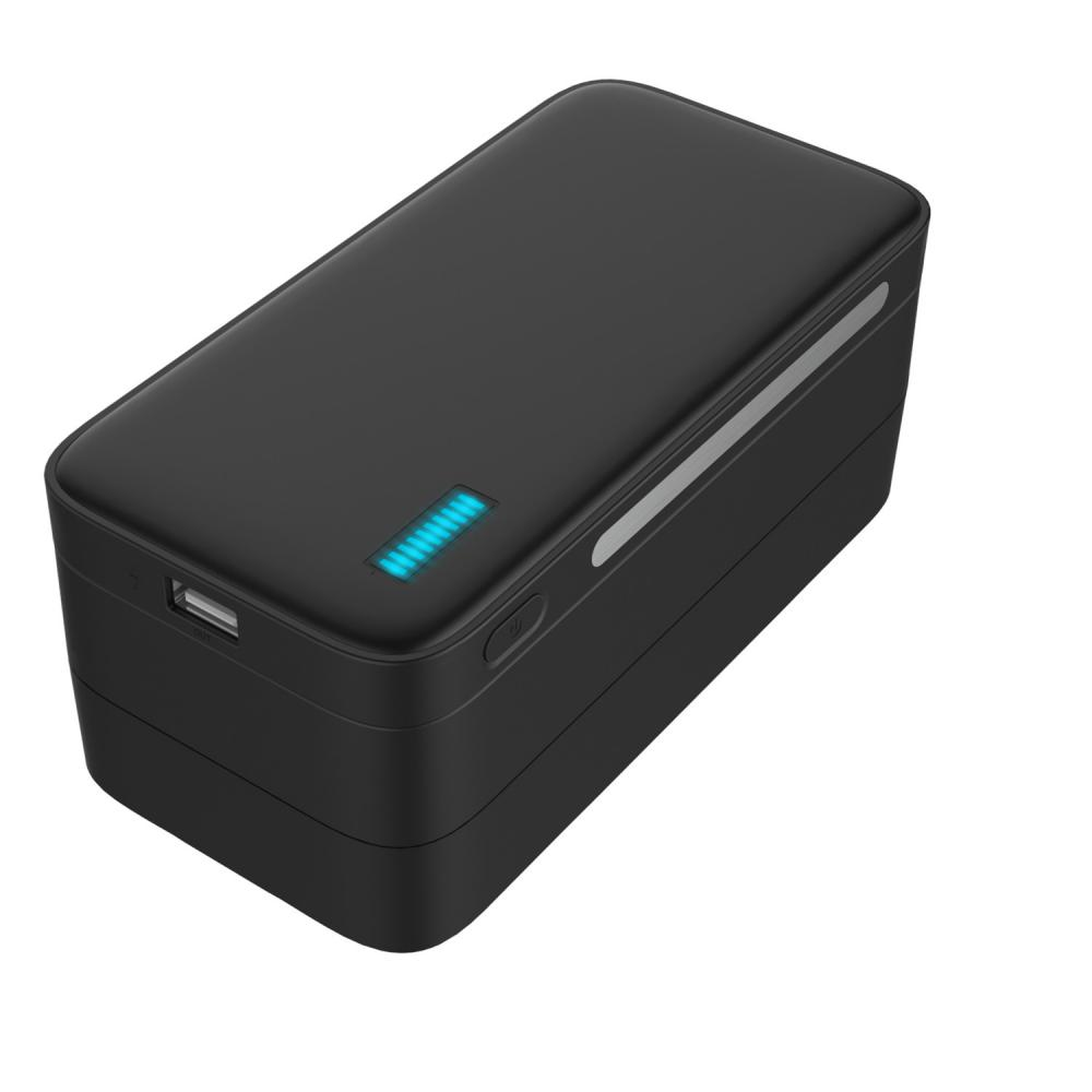 Portable smartphone battery fast charger