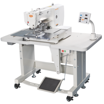 industrial sewing machine for label sewing