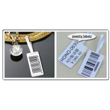 Быстросохнущая синтетическая бумага PP для штрих-кода