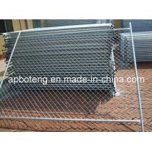 Clôture de fil temporaire pour la protection
