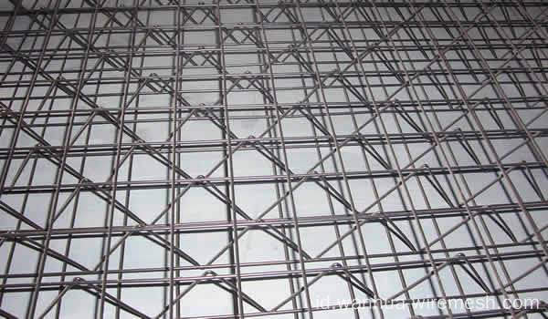 Harga Pabrik Welded Wire Mesh Panel 3D