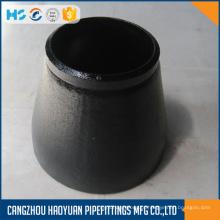 Redutor 321 de aço inoxidável do ANSI B16.9 concêntrico