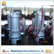 Serie Asw Bomba sumergible de aguas residuales