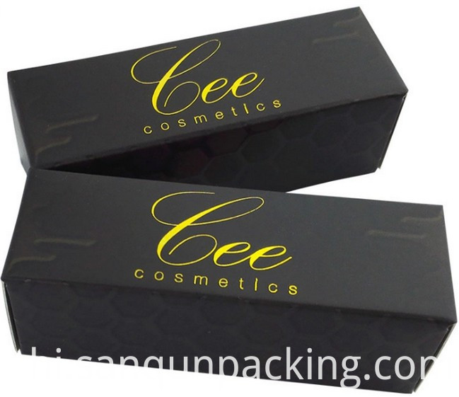 Black Lipstick Box