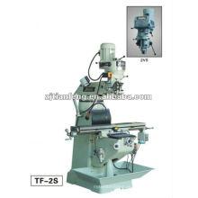 ZHAO SHAN TF-2VS fresadora CNC fresadora de alta calidad