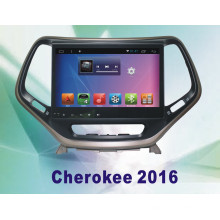 Android System Car DVD Car GPS for Cherokee 10.2 Inch with Navigation Bluetooth