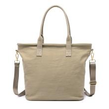 Women Retro Washed Nylon Shoulder Handbag Messenger Bags
