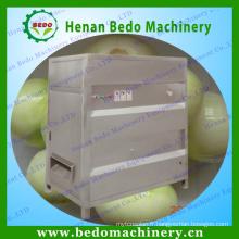 L'usine d'alimentation d'énergie électrique de peau d'oignon a mené la peleuse d'oignon / machine d'épluchage de peau d'oignon / oignon