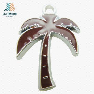 Encanto feito sob encomenda ou pendente da carcaça da liga do ofício do metal do logotipo para o presente da promoção