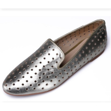 New Design Women Flat Dress Shoes (Hcy02-816)