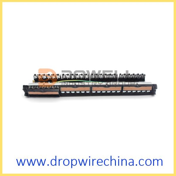 Legrand LCS2 24 Ports Cat.6A FTP Patch Panel