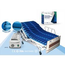 Stage II medium treatment TPU material medical air mattress for anti decubitus air mattress