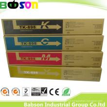 Tonalizador compatível do jogo Tk895 do tonalizador da cor para Kyocera Mita Taskaifa 8025 / 8030mfp