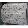 Factory production of various models of color aluminum sheet roll
