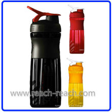 760ml botella de la coctelera de plástico proteína Blender (R-S045)