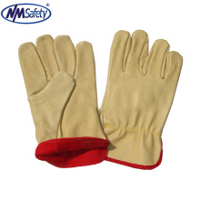 NMSAFETY кожаные рабочие перчатки
