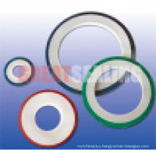 PTFE Envelope Gasket with V, L, U Types