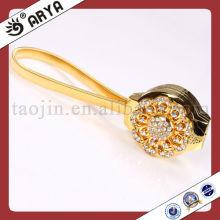 Clous magnétiques en rideau en or Agrandir l'image pour rideau