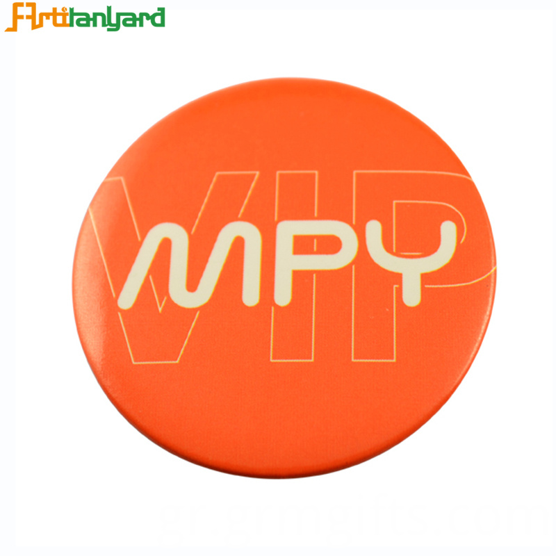Button Badges Custom With Printing Logo