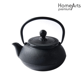 Enamel Coating Cast Iron Teapot