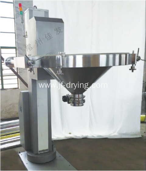 NTF Series Pharma Lifting Machine for FBG