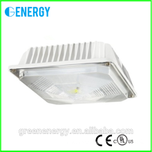 explosion proof lighting UL cUL gas station led canopy lights slim gas station canopy light E470400