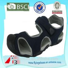 Sandalias al por mayor de China sandalias de cuero de los hombres de la alta calidad 2015