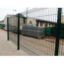 China Factory for Triangle 3D Fence PVC Galvanized Coated Welded Wire Mesh supply to Saudi Arabia Importers