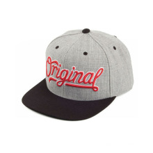 High Quality Custom 3D Puff Embroidery Snapbacks