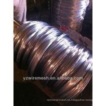 Electro galvanizar hierro cableado fábrica