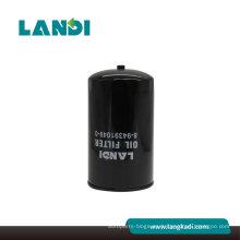 Filtro de aceite de autopartes 8-94391049-0 para Isuzu