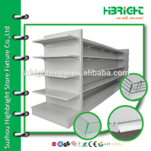 chain store gondola shelving for sale,gondola shelving dist,supermarket retail gondola shelves shelvings