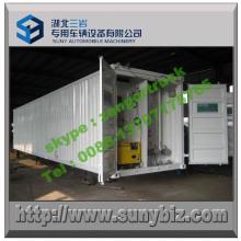 50 M3 Station de carburant Station de recharge mobile