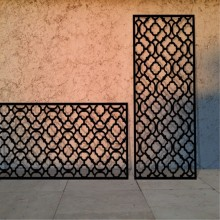 Laser Cut Window Coverings