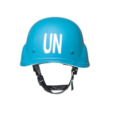 UN Blue Helmet Lightweight Bullet Proof Helmet for Special Forces