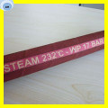 Manguera de vapor de goma resistente al calor con alambre de acero reforzar