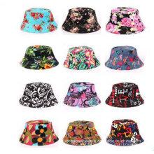 Hot Sale Fashion Cheap Sublimation Bucket Hat