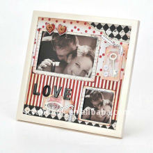 wooden frame photo picture frame Two picture frame