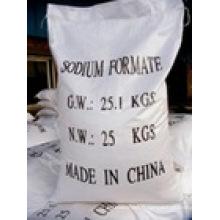 Formule de sodium de haute qualité