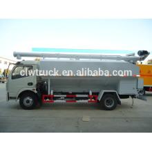Camión de transporte de grano a granel de Dongfeng