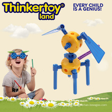 Musterblöcke, DIY Spielwaren, pädagogische Spielwaren für Schule