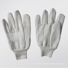 Three Layers Heat Resistance Cotton Work Glove