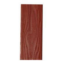 Shandong impermeável redwood cor ao ar livre wpc decks