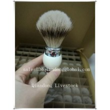 Custom Logo Silvertip Badger Shave Brush