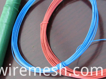 2mm inner diameter PVC coated steel binding wire (2)