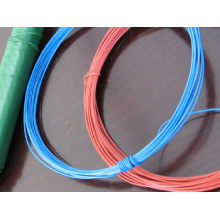 2mm inner diameter PVC coated steel binding wire