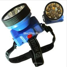 8 + 1 grânulos da lâmpada do diodo emissor de luz, conduzem à luz as luzes da pesca da luz do diodo emissor de luz