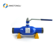 Water Media and Standard High Quality Fully Welded Ball Valve for Industry