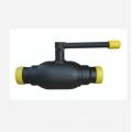 Трубопроводный нержавеющий шаровой клапан с полным сварным швом1000 wog psi